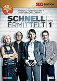 Schnell ermittelt - Gesamtbox 1. Staffel: Folge 1-10 [4 DVDs]