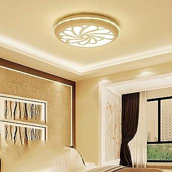 XHOPOS HOME Luces lámpara de techo Sencillo moderno creativo ...