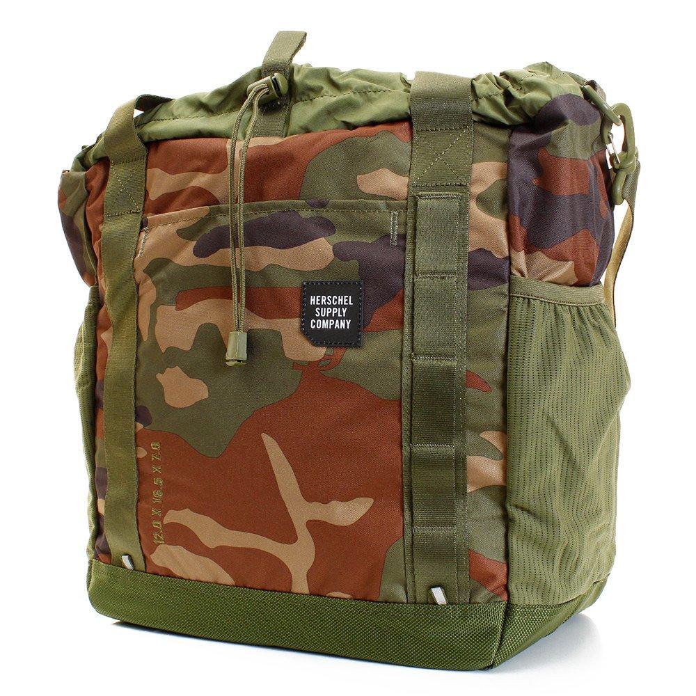 ハーシェル(ハーシェル) BANES バッグ S10300-01825-OS B07DVQM15Z グリーン FF