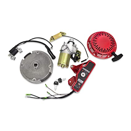 Amazon.com: NUEVO Honda GX160 GX200 y 5.5HP 6.5HP Motor de ...