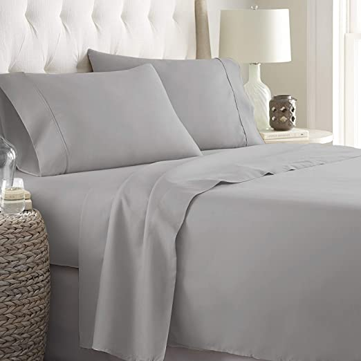 RV KING SIZE BEDDING ITEMS ALL COLORS SOLID//STRIPE 1000TC EGYPTIAN COTTON