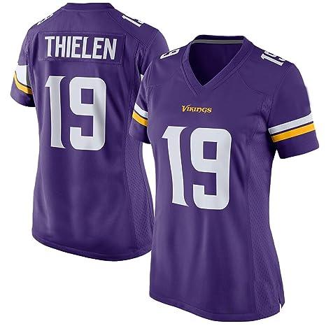 pretty nice 1a1af 68e8f Amazon.com : VF LSG Women's Minnesota Vikings Adam Thielen ...