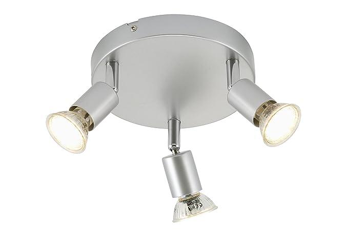 Plafoniere Da Soffitto Per Camerette : Briloner leuchten faretti faretto da soffitto plafoniera lampada