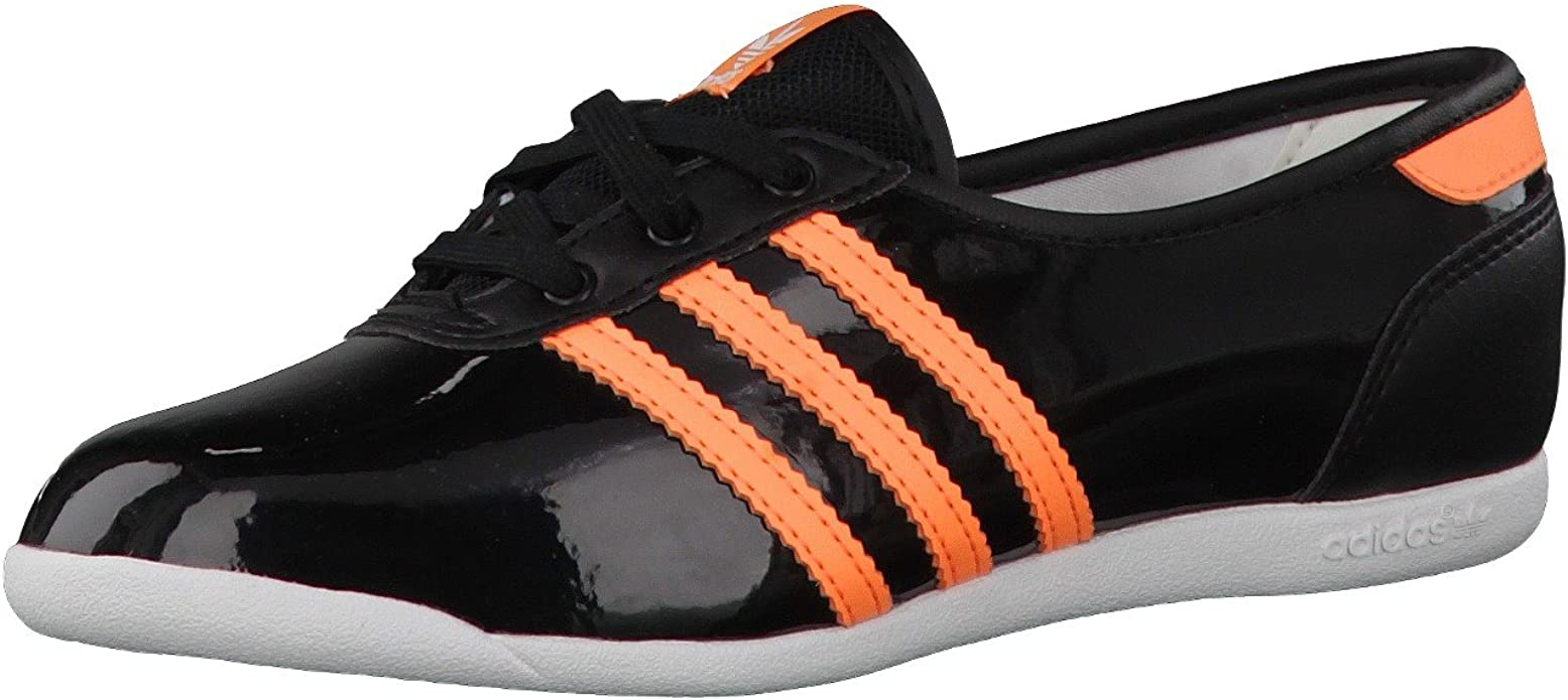 Adidas Originals-Mode 2,0 Foro Slipper-k, Negro (Negro), 36: Amazon.es: Zapatos y complementos