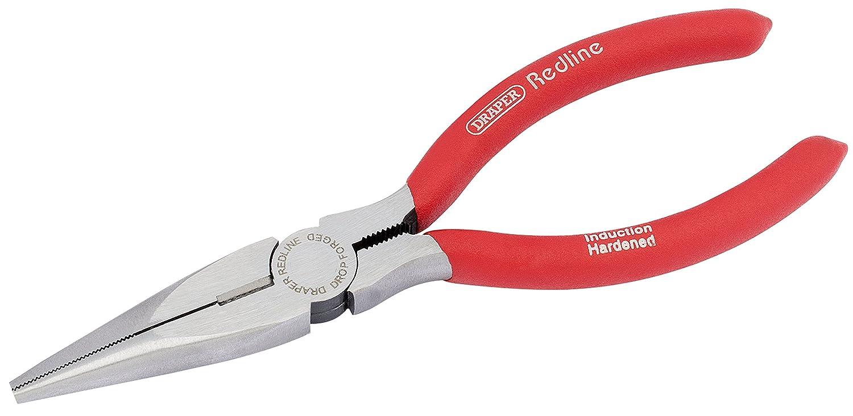 Draper 67842– Redline-Pince universelle 160 mm Avec poigné es en PVC Draper REDLINE
