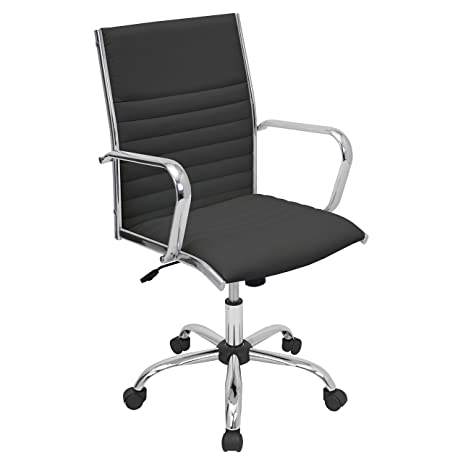 ofc office furniture. WOYBR OFC-AC-MSTR BK Pu Leather, Chrome, Master Office Chair Ofc Furniture