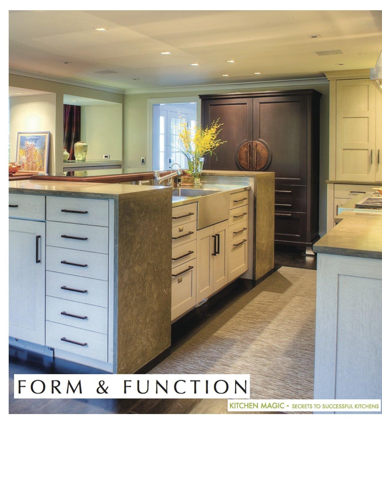 Kitchen Magic - Secrets to Successful Kitchens: 9781467541756 ...