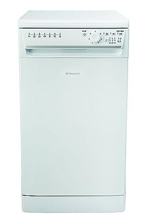 Hotpoint Aquarius Sial 11010 lavavajillas blanco: Amazon.es ...