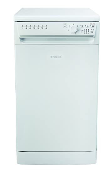 Hotpoint Aquarius Sial 11010 lavavajillas blanco: Amazon.es ...