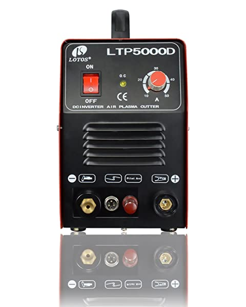 The LTP5000D Plasma Cutter is an excellent choice for home DIY jobs and light duty small business projects.