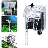 Rokoo Filtro de corriente del acuario bomba de agua de circulación de agua Tanque de peces