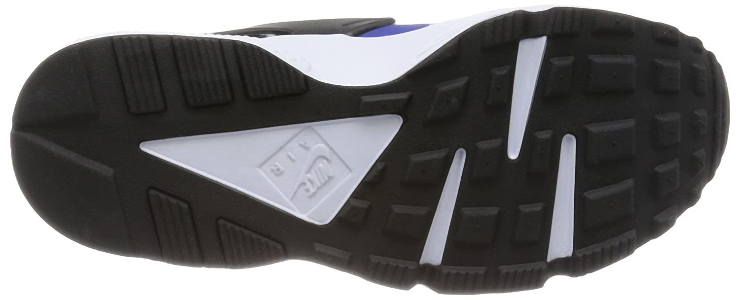 240cb06c0a50 Nike Air Huarache Run PRM (Black Squadron Blue) (11)  Buy Online at Low  Prices in India - Amazon.in
