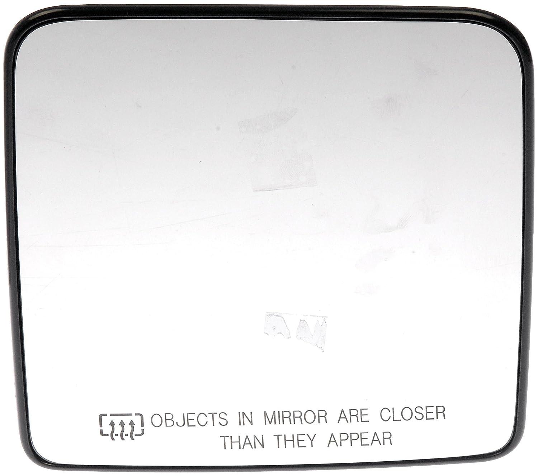 Dorman 56298 Jeep Wrangler Passenger Side Heated Plastic Backed Mirror Glass