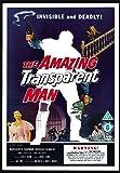 The Amazing Transparent Man [DVD]