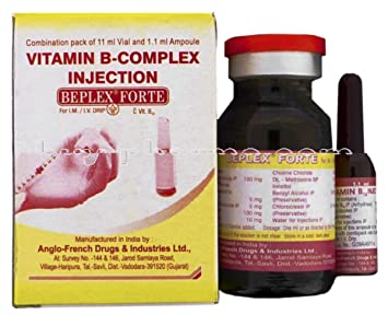 B12 Lipotropic Vitamin B-Complex with MIC Fat Burner