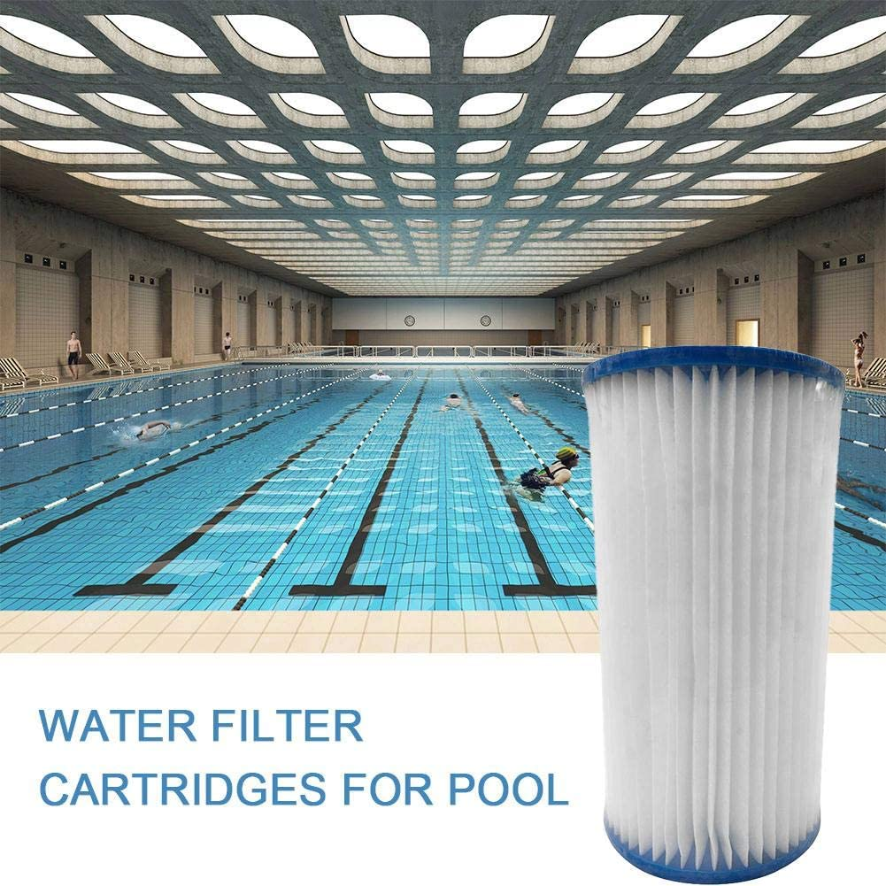 Pool Replacement Filter Cartridge Pumps Set for Swimming Pool Daily Care 1pcs Pool Filters Cartridge Type A Or C Pool Filter Cartridges