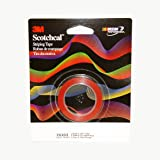 3M Scotch Scotchcal Striping Tape, 1/8 inch, Red, 70204