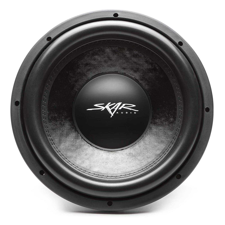 Skar Audio Ddx 12 D4 1500 Watt Max Power Dual 4 Ohm Wire A Voice Coil Subwoofer Wiring Harness Car Home Theater