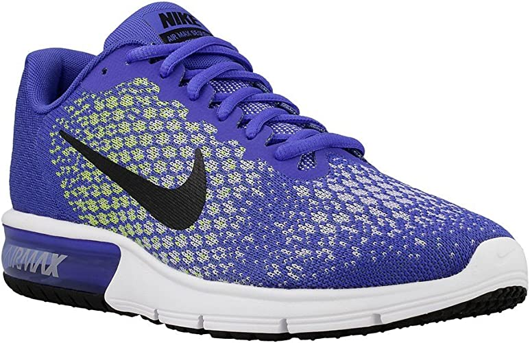 nike air max sequent 2 uomo blu