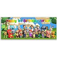 Cocomelon Birthday Banner