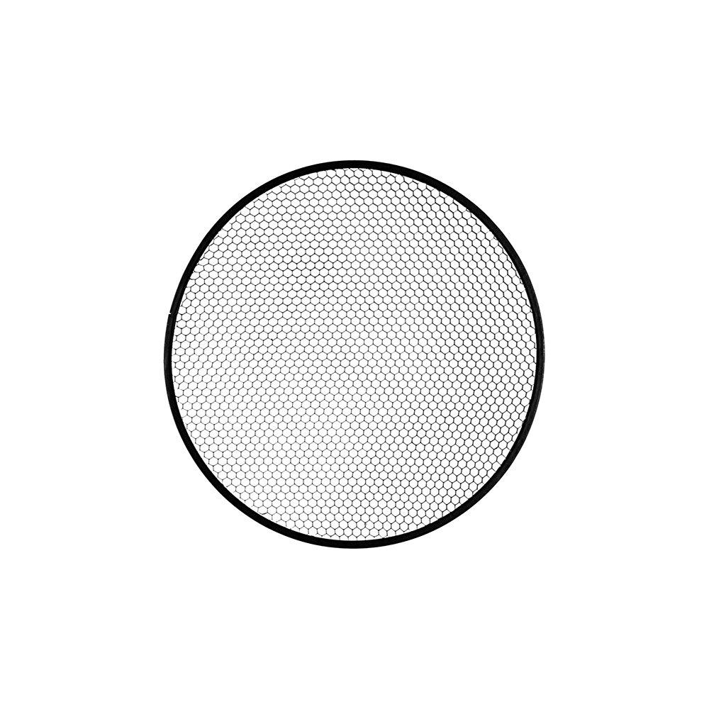 Fotodiox Pro Metal Honeycomb 12-inch Grid (50 degree) for the FACTOR Jupiter12 VR-1200ASVL Studio Light by Fotodiox