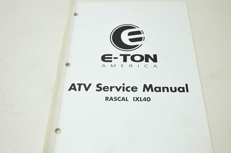 Blue for ETON E-ton Rascal IXL40 ATV Handlebar Cover