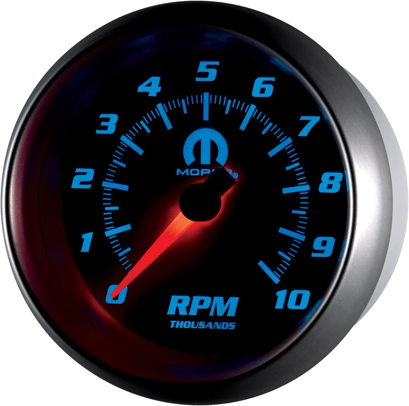 Electri Auto Meter 880789 Officially-Licensed Mopar Classic Tachometer 3 3//4 in