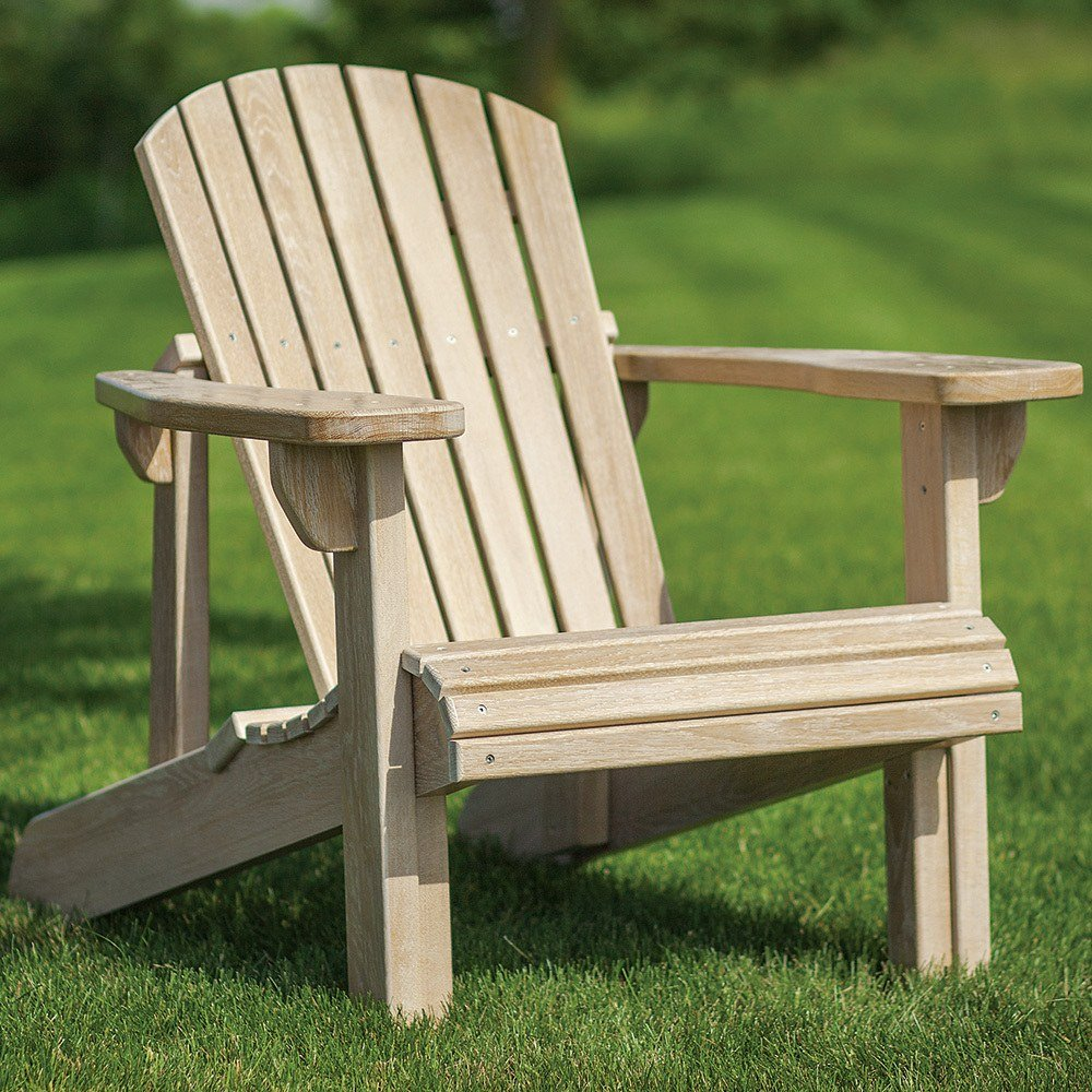Adirondack Chair Templates and Plan by Rockler