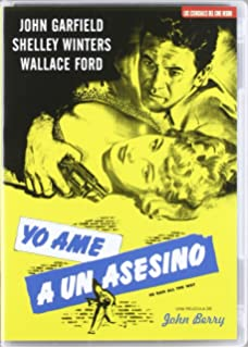 Agente Especial (The Big Combo) [DVD]: Amazon.es: Cornel ...
