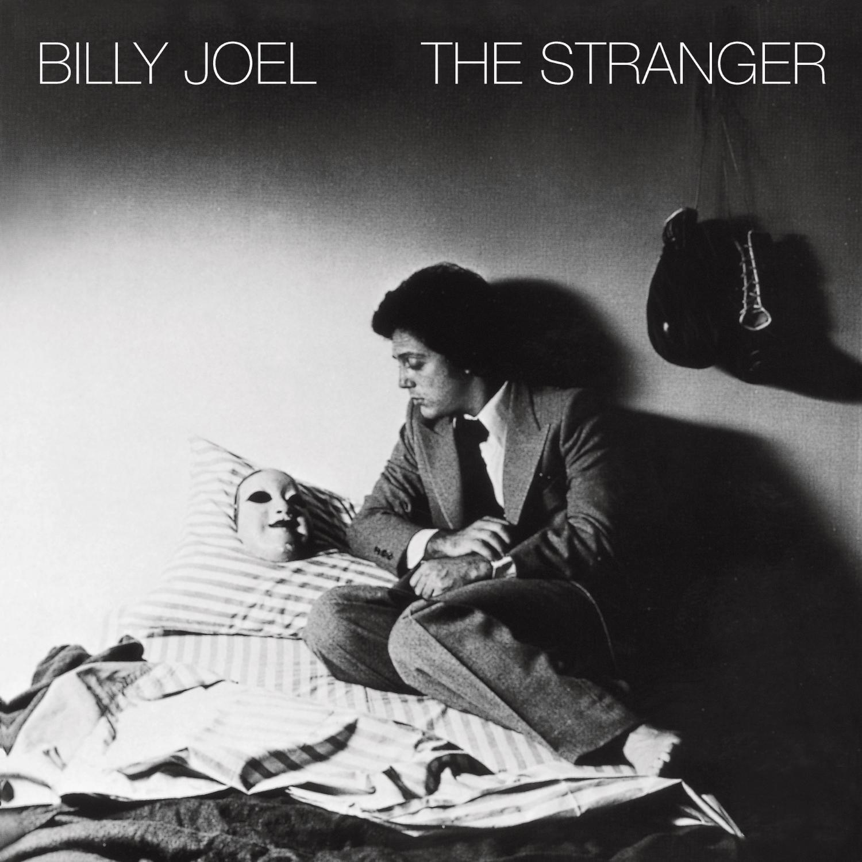 CD : Billy Joel - Stranger (CD)