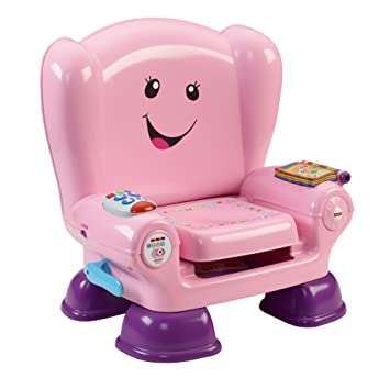 Amazon.com : Fisher-Price Smart Stages Chair Pink : Baby