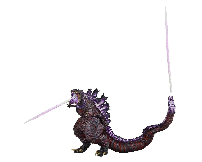 2016 NECA 12 Head-to-Tail Action Figure Atomic Blast Shin Godzilla Brown 42882