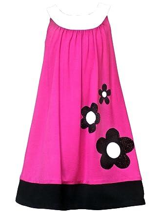 24f1305fe9 Amazon.com  Rare Editions Tween Girls 7-16 Fuchsia-Pink Black White ...