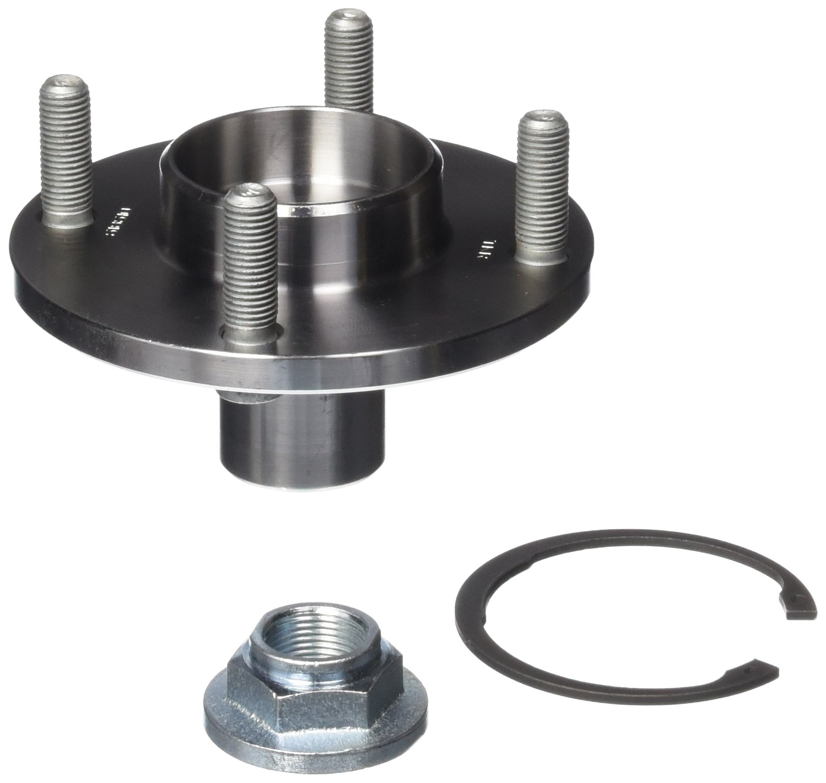 Timken HA590263K Axle Bearing and Hub Assembly