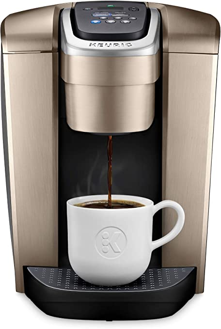 Amazon.com: Keurig K-Elite - Cafetera y cápsulas de café de ...