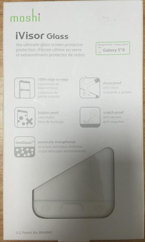 Amazon.com: Moshi iVisor Glass Premium Glass Screen ...