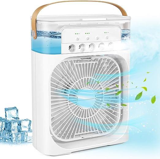 Mini Ventilatore Air Cooler Artic Air Ultra Personal Space Cooler 3-IN-1 Fan