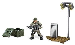 Mega Bloks Terminator: Genisys Resistance Soldier Pack
