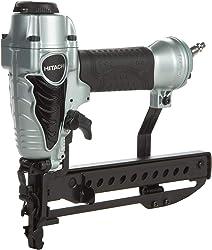 "Hitachi N3804AB3 1/4"" Narrow Crown Stapler"