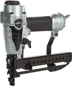 "Hitachi N3804AB3 1/4"" Narrow Crown Stapler, 18 Gauge, ½-Inch to 1-1/2-Inch Staple Length"