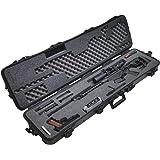 Case Club Pre-Made Precision Rifle Waterproof Case with Silica Gel & Accessory Box