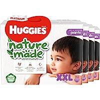 Huggies Platinum Naturemade Pants XXL 26s, 78 count (Pack of 4)