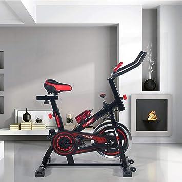 FIT-FORCE Bici estática Precio Económico con inercia de 15kg ...
