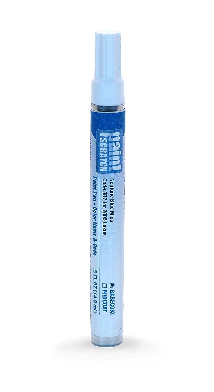 Paintscratch Neptune Blue Mica 8r7 For 2005 Lexus Rx330 330 Colors Touch Up Paint Pen Kit Original Factory Oem Automotive Color Match