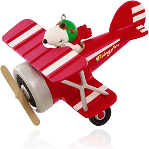 """3 1//2/"""" DIAMETER PILOT GIFT AVIATION DECOR 4 SNOOPY FLYING ACE WOOD COASTERS"""