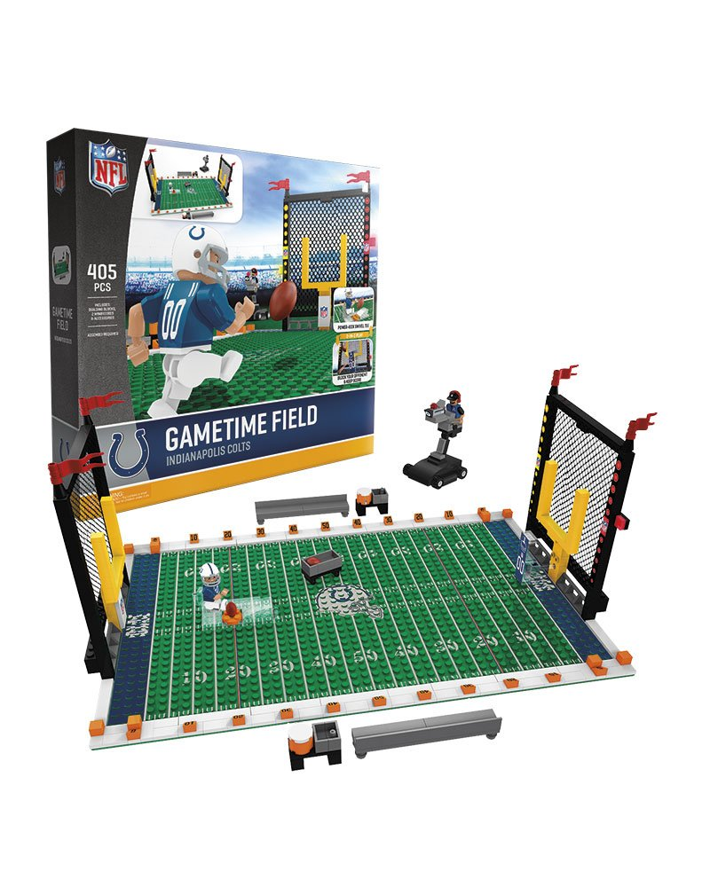 Indianapolis Colts NFL OYO Figure and Field Team Game Time Set