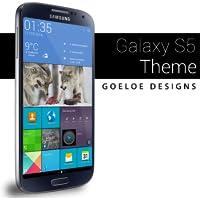Galaxy S5 theme