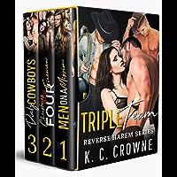 Triple Team: Reverse Harem Series Box Set (English Edition)