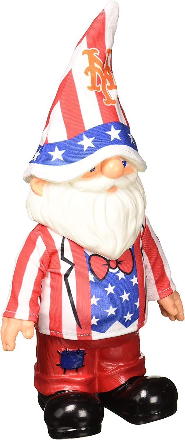 FOCO MLB New York Mets Uncle Sam Gnome