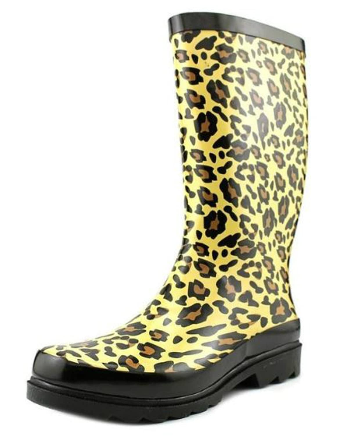 143 Girl Talory Women US 9 Gold Rain Boot